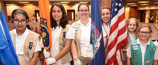 GSNC_Girl-Scout-Ceremonial-Unit